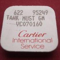Cartier Krone Tank Must, Stahl VC070160