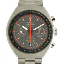 Omega Speedmaster Mark Ii, Co-axial, 32710435006001 In Steel,...
