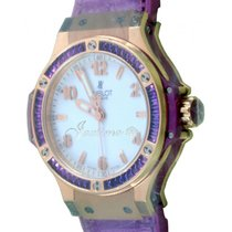 Hublot Big Bang Tutti Frutti 361.PV.2010.LR.1905 Ladies 18k...