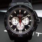 Zenith El Primero Flyback Chronograph Striking Tenth Black...