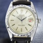 Rolex Oyster Perpetual Date 6305/2 White Dial Stainless Steel...