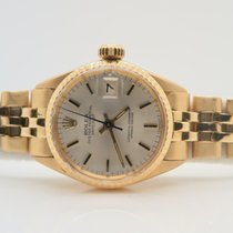 Rolex Datejust 18k Yellow Gold Lady Ref: 6517 (Only Box)
