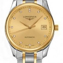 Longines Master Men's Watch L2.518.5.37.7
