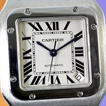 Cartier Santos Galbee XL 2823, large size, automatic