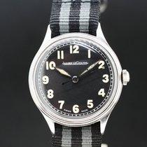 Jaeger-LeCoultre Military Black Dial Handaufzug ca.1940