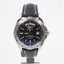Breitling Galactic 44 + Pilot bracelet