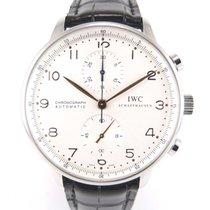 IWC Portugaise chrono 3714 Full set