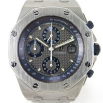 Audemars Piguet Offshore chrono Titane full set 25721TI