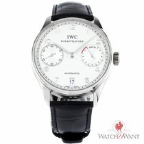 IWC Portugieser Automatic Platinum Limited Edition