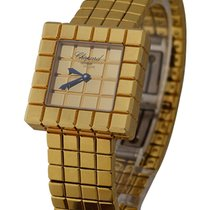 Chopard Ice Cube in Yellow Gold Large Size
