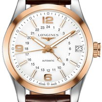 Longines Conquest Classic Automatic GMT 42mm L2.799.5.76.3