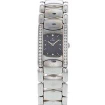 Ebel Ladies Ebel Beluga Manchette SS & Diamonds E9057A21