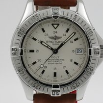 """Breitling """"Colt 38 Automatic""""  Ref. A17350. Steel..."""