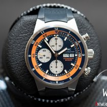IWC Aquatimer Chronograph Cousteau Divers - Limited Edition