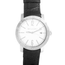Bulgari Stainless Steel Wristwatch BB41WSLD