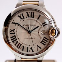 Cartier Ballon Blue de Cartier Gold/Steel Ref.3001