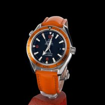 Omega Seamaster Planet Ocean Steel 42mm Automatic