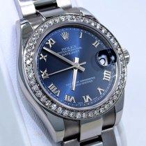 Rolex Datejust 178240 Midsize 31mm Oyster Perpetual Diamond...