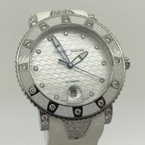 Ulysse Nardin Marine Lady Diver 40mm Diamonds on lugs