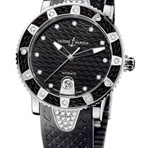 Ulysse Nardin Lady Marine Diver Steel Diamonds