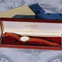 Longines Donna Quartz Elegante Classico Cassa Oro 18 Kt Come...