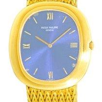 "Patek Philippe Vintage Gent's 18K Yellow Gold  ""Golden..."