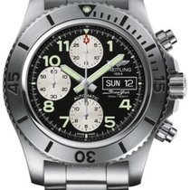 Breitling DISCONTINUED Superocean Chronograph Steelfish