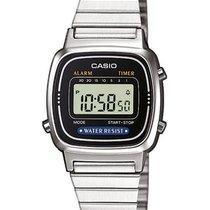 Casio LA670WEA-1EF Unisex Collection Chronograph 3 ATM 24 mm