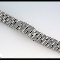 Baume & Mercier Hampton steel bracelet 18mm