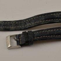 Tradema For Breitling Kroko Leder Armband Band 18mm 18-16 Für...
