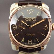 Panerai Radiomir 1940 3 Days Automatic Oro Rosso / 45mm