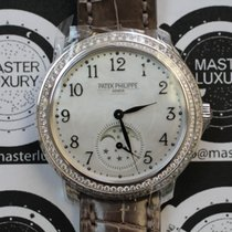 Patek Philippe 4968G-010 Complications Moon Phase White Mother...
