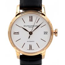 Baume & Mercier Classima 31 Date White Dial