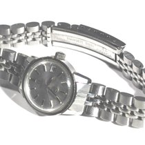Omega Vintage Ladies Stainless Steel
