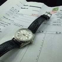 勞力士 (Rolex) DAY-DATE 1803 18K White Gold with Original Silver...