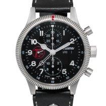 Tutima Grand Classic Chronograph UTC Automatic Men's Watch –...