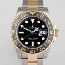 Rolex GMT-Master II Gold & Steel Complete Set