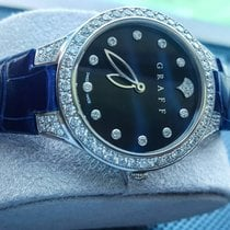 Graf Butterfly Silhoutte (Navy Blue Mother of Pearl Dail)