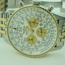 Breitling Navitimer Cosmonaute 18K Gold Chronograph Automatic