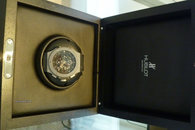 Hublot Aero Bang