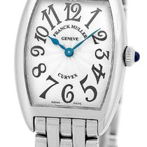 "Franck Muller Lady's Stainless Steel  ""Cintree..."