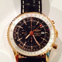 Breitling Navitimer World Chronograph 014/100