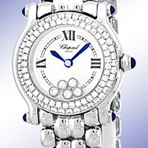 "Chopard Diamond ""Happy Sport"" Floating Diamonds."