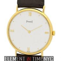 Piaget 18k Yellow Gold Dress Watch 32mm Ref. 8065