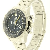 Omega Semaster Diver 300m Co-Axial GMT Chronograph (SPECIAL...