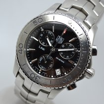 TAG Heuer Link Chronograph 42mm CJ1110 with warranty