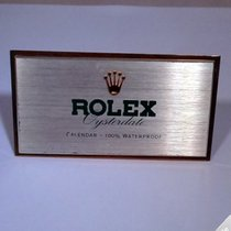 Rolex Showcase Display