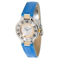 Cartier Le Must 21 1340 Stainless Steel