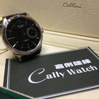 Rolex Cally - Cellini Time White Gold 50519 Black Dial [NEW]