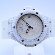 Hublot Caviar White Ceramic